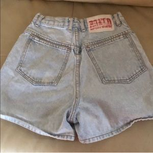 Bongo Vintage High Waisted Jean Shorts
